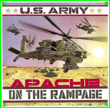 """Army Apache Helicopter"" Ande Rooney"