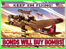 """""""B-17 Bomber"""" Ande Rooney"""