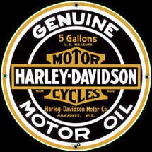 """""""Harley-Davidson Motor Oil"""" Ande Rooney"""