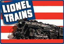 """""""Lionel Engine Flag"""" Ande Rooney"""