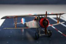 Nieuport 17 Rawlings