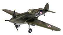 """P-40 Warhawk 2nd Lt. Ken Taylor's """"White 316"""""""