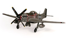 "P-51 Mustang Col John D. Landers ""Big Beautiful Doll"""