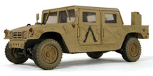 M998 Humvee Cargo/Troop Carrier (Hard Top)