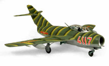 Mig-15 Chinese Tiger Stripe