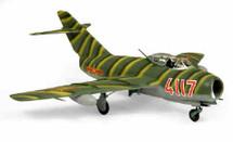 Mig-15 Chinese Tiger Stripe