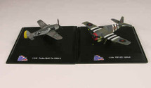 Set - Aircraft Dogfight Dual Pack FW-190A-8 and F6F-3/5 Hellcat