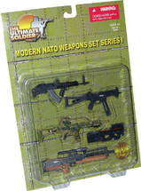 Accessories Armor Modern NATO Weapons Se