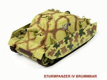 "Panzer Tank German SD. KFZ. 166 Sturmpanzer IV ""Brummbar"""