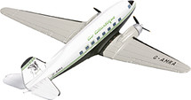 Air Atlantique, DC-3 Diecast Model G-AMRA, Conventry, England, 2005