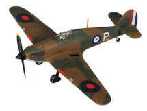 "Hurricane MK1 - 72 Sqn., Flt. Off. E. J. ""Cobber"" Kain, Rouvres"