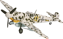 """Bf 109G Luftwaffe 6./JG 5 Eismeer, """"Yellow 12"""", Heinrich Ehrler"""