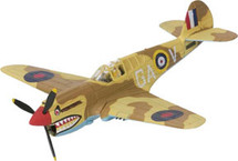 P-40 Kittyhawk I USAAF Flt. Off. Neville Duke's