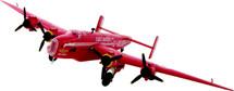 Halifax Red Eagle Handley Page Halifax/Halton