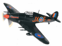"Hurricane Mk II RAF No.1 Sqn, BE581 ""Night Reaper"", Karel Kuttelwascher"