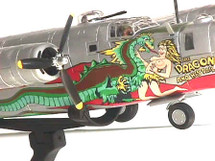 "B-24J Liberator ""The Dragon And His Tail"""