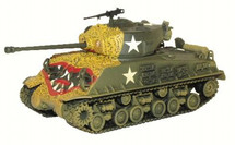 M4A3E8 Sherman Tiger Face