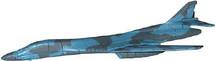 B-1 Bomber Corgi