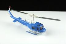 UH1B Huey Helicopter NYPD Corgi