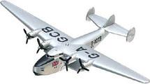 "BOAC ""Bangor"" Boeing Clipper Corgi"