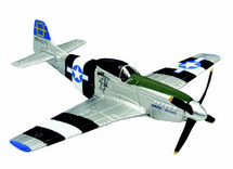 P-51 Mustang Jumpin Jacques (Nose Art) Corgi