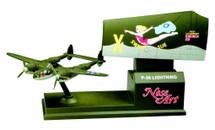 P-38 Lightning Sweet Sue Corgi (Nose Art) Corgi