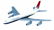 Boeing 707 British Airways Corgi
