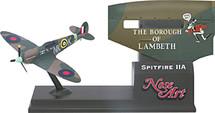 Supermarine Spitfire Stap Me Corgi