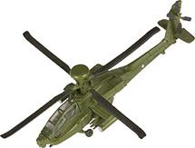 Helicopter Apache Corgi