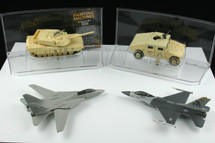 Collectors Set of Four Desert Storm Corgi