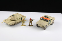 Collectors Set of Four Desert Storm Corgi CG-CSCW15002