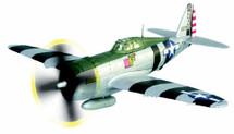 """P-47D Thunderbolt Maj. Bill Dunham """"460th Fighter Sq."""""""