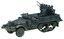 M16 Multiple Gun Motor Carriage U.S. Army