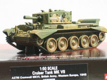 Tank MKVII British Army