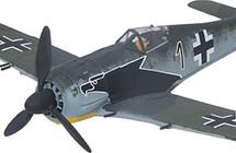 Fw 190A-4 Oberlt. Horst Hannig's