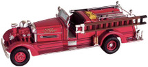 Piston Pumper Ahrens Fox Engine 50 - Boston
