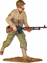 WWII Ranger, US Army