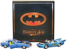 Set Bronze Age Batman 2pc.