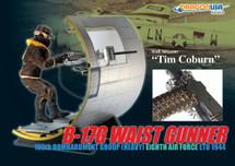 "Tim Coburn"" B-17 Waist Gunner, 100th Bombardment Group"