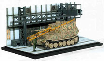 """Elefant #332 - """"Ready for the Front"""" Diorama"""