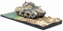 Sherman Mk.III w/Diorama Base