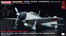 A6M2 Zero Fighter Type 21/22 IJN Tainan NAG