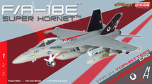 """F/A-18E Super Hornet USN """"Tomhatters"""" (CAG)"""