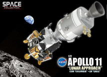"Apollo 11 ""Lunar Approach"" CSM ""Columbia"" + LM ""Eagle"" (Space)"