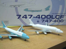 Boeing 2-Piece Set B-747-400 & B747-400