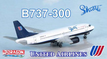 B737-300 Shuttle United Airlines