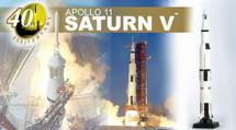 Apollo 11 Saturn V Rocket (40th Anniversary)