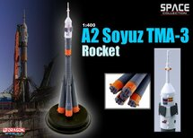 A2 Soyuz TMA-3 Rocket (Space)