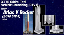 Atlas V Rocket Orbital Test Vehicle X-37B Launching Vehicle