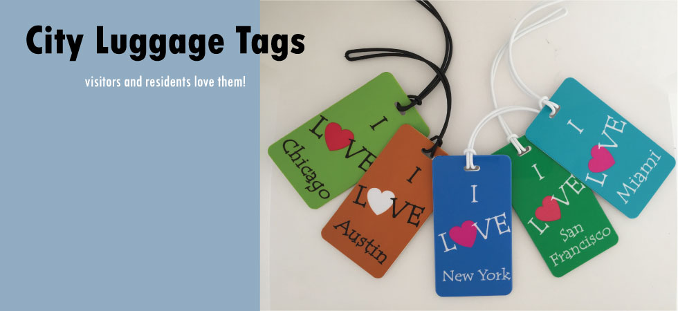 city luggage tags